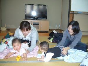 熊本県八代市ベビーマッサージ教室