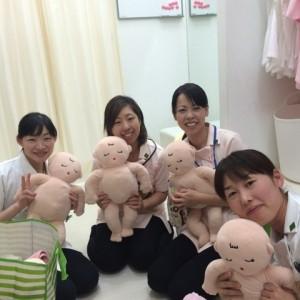 2014.6.26スタジオアリス・マタニティイベント1