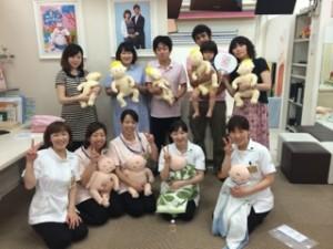 2014.6.26スタジオアリス・マタニティイベント2